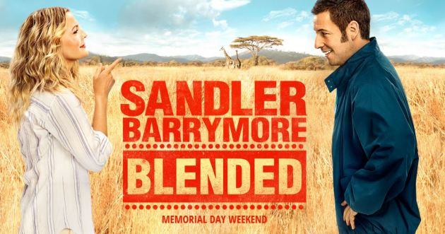'Blended': You've seen this Adam Sandler movie before