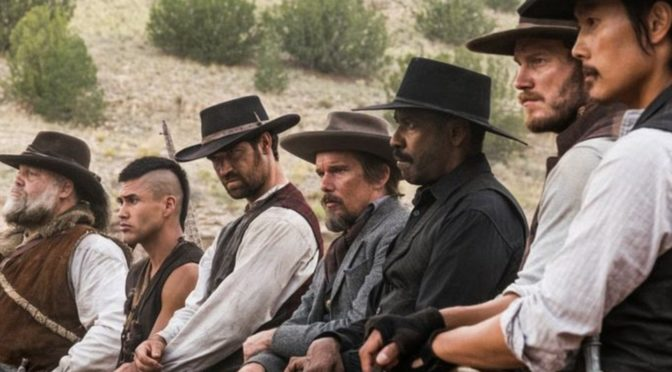 Pratt, Denzel shoot it out in 'Magnificent Seven' trailer