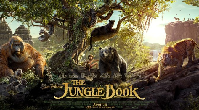 'The Jungle Book' movie review: Never finds a balance