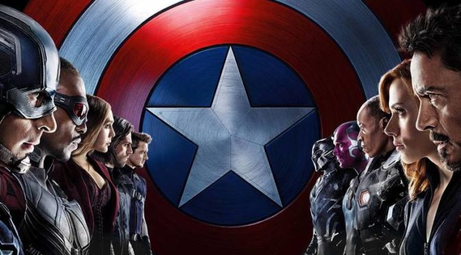 Marvel scores knock-out with 'Civil War' battle