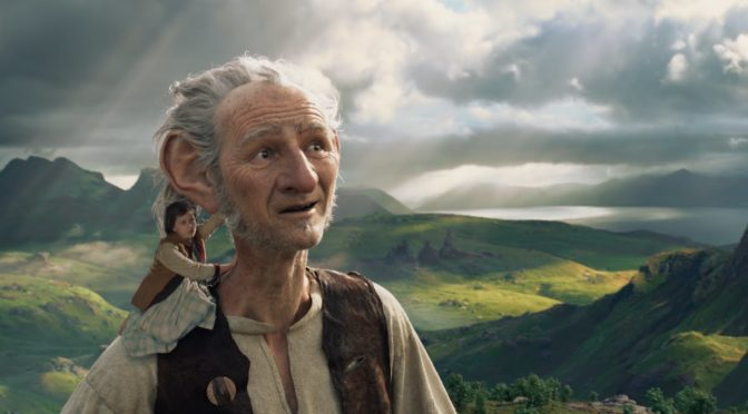 'The BFG' movie review