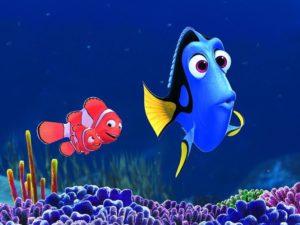 Finding Dory (Pixar)