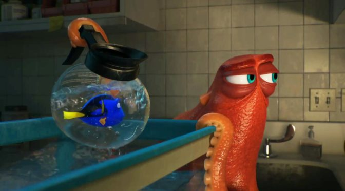 'Finding Dory' movie review